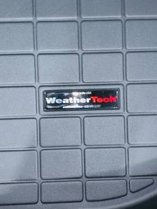 Photo Weathertech Floor and Trunk Liners for Acura MDX 2016-21 - Like New - $125 (Duluth)