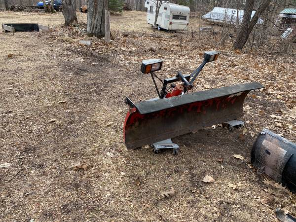 Photo Western Snow Plow - $1,400 (Nickerson)
