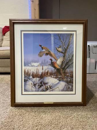 Photo Winter Wonder - Pheasants by David Maass, 96100 - $300 (Duluth Heights)