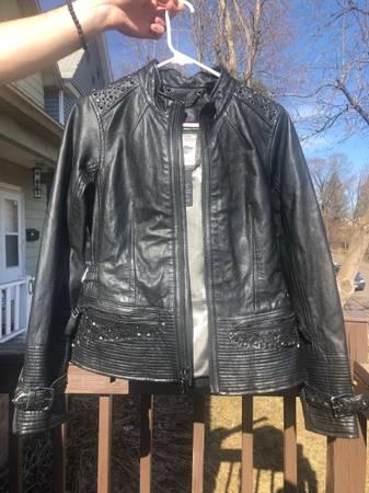Photo Womens Harley Davidson Jacket - $200 (Duluth)