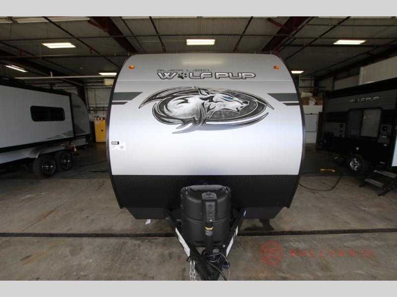 Photo 2021 Forest River Rv Cherokee Wolf Pup Black Label 18TOBL $ 28439