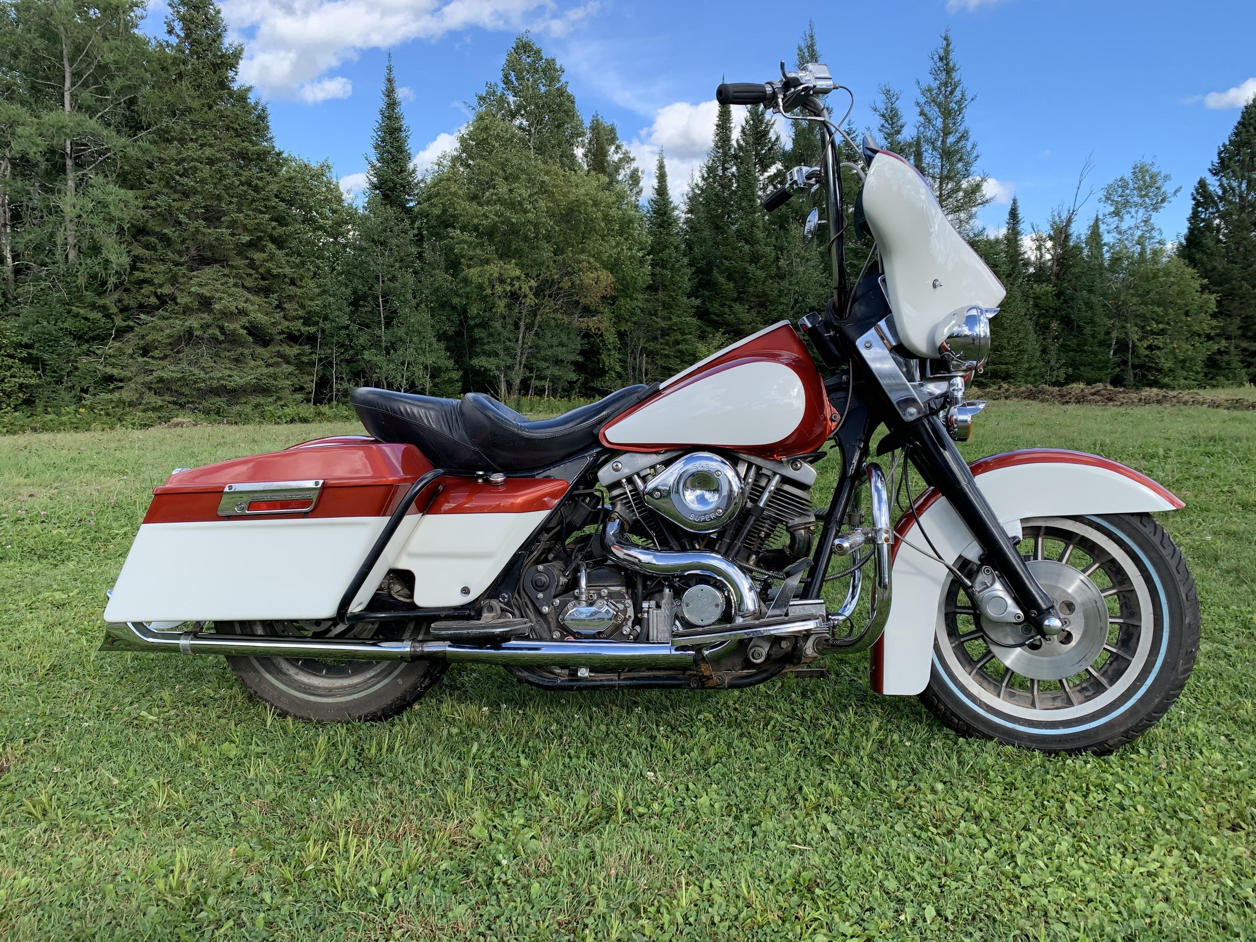Photo 1980 Harley-Davidson TOUR GLIDE $6500164.45164.45