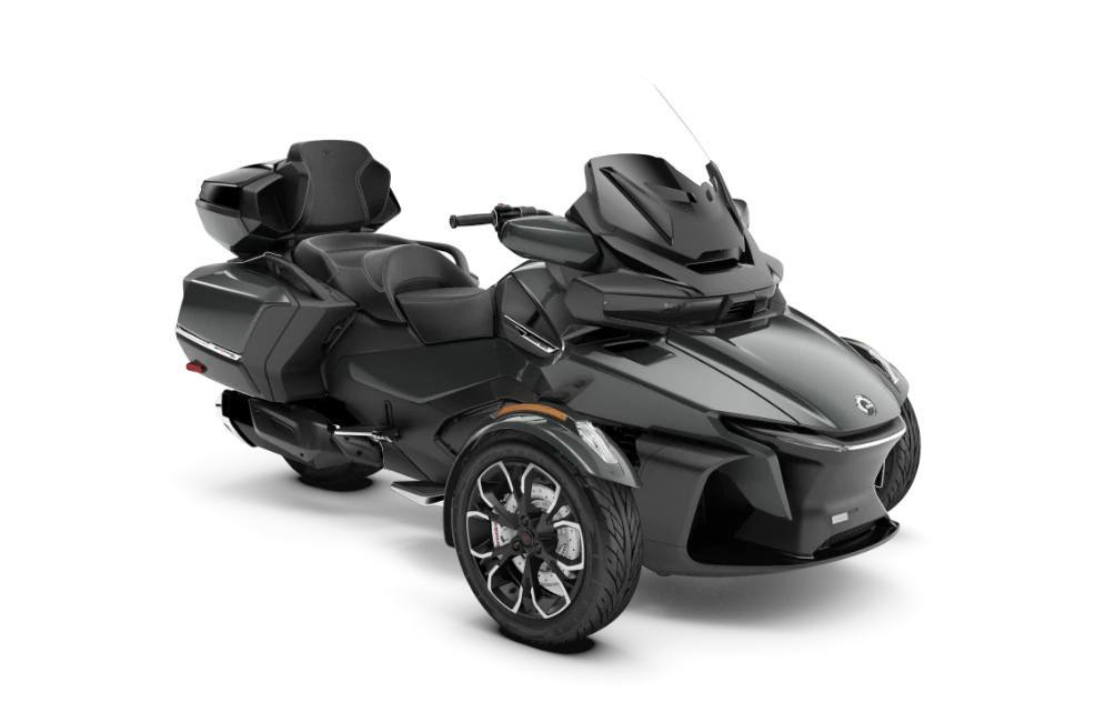 Photo 2020 Can-Am Spyder RT Limited - Chrome Edition