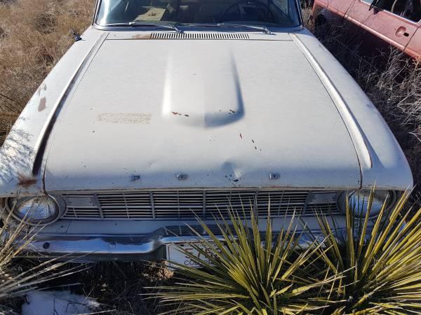 Photo 1960 Ford Falcon 2 door Station Wagon - $3500 (Idalia, CO)