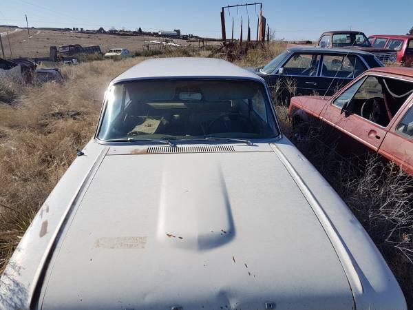 Photo 1960 Ford Falcon 2 door Station Wagon - $3200 (Idalia, CO)