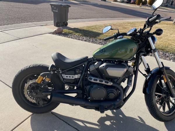 Photo 2014 Yamaha Bolt R Spec Low Miles - $4,800 (Colorado Springs)