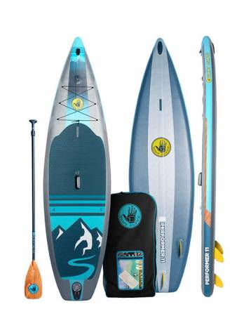 Photo 2021 Body Glove Performer 11 SUP Stand Up Paddleboard - $500 (LAKEWOOD)