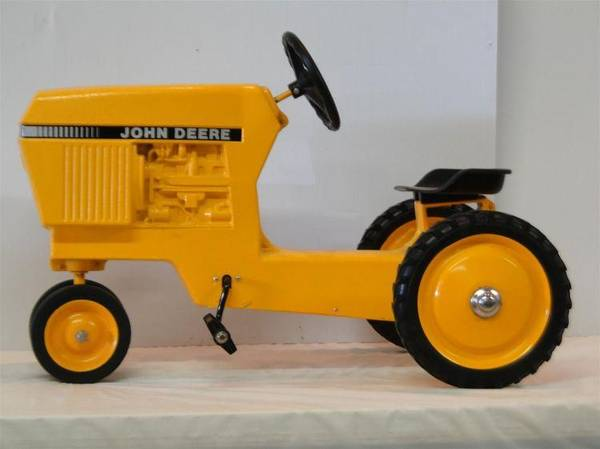 Photo John Deere Industrial Pedal Tractor By Ertl New In Box Hard To Find - $850 (N.E. Iowa)