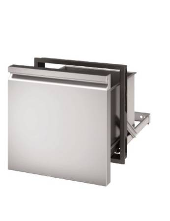 Photo Stainless Steel Storage Drawer for Grill Island or Commercial Kitchen - $399 (Englewood)