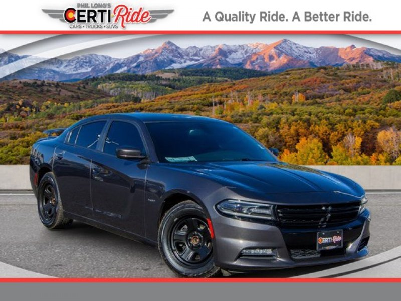 Photo Used 2016 Dodge Charger RT w Wheels  Tunes Group for sale