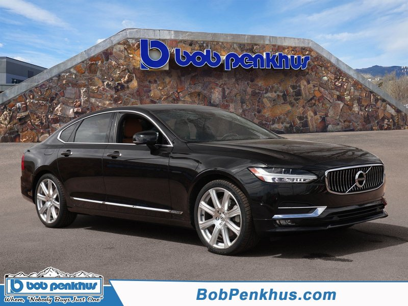 Photo Used 2017 Volvo S90 T6 Inscription AWD for sale