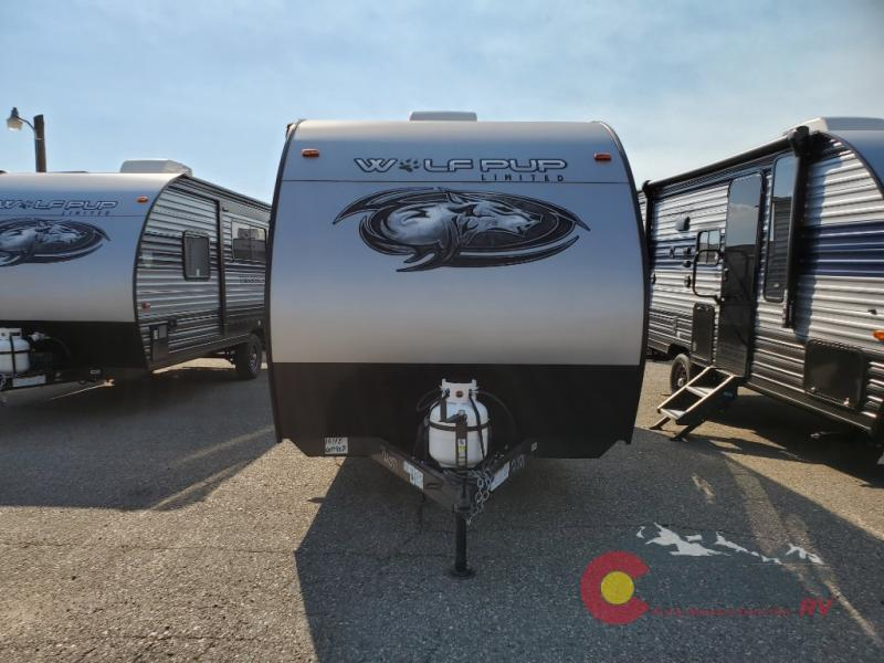 Photo 2021 Forest River Rv Cherokee Wolf Pup 16HE $ 15988