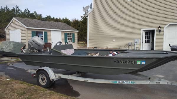 17 ft Landau Jon Boat - $3500 (Delmar) | Boats For Sale | Eastern