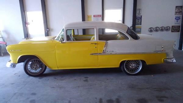 Photo 1955 Chevy Belaire 502 big block - $38000 (Ridgely)