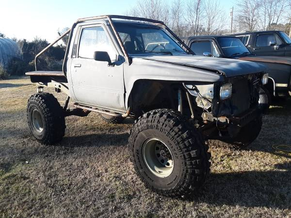 Photo 1986 Toyota pickup , Rock Crawler - $4,000 (East New Market)