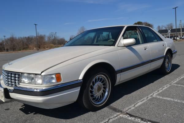 Photo 1997 Cadillac Seville SLS 103k mi. - $2,900 (Seaford, De.)