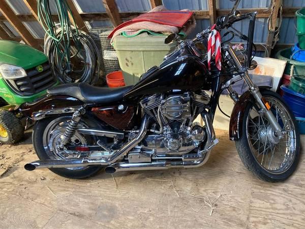Photo 1998 Harley-Davidson Sportster 1200 - $4,000 (Landenberg)