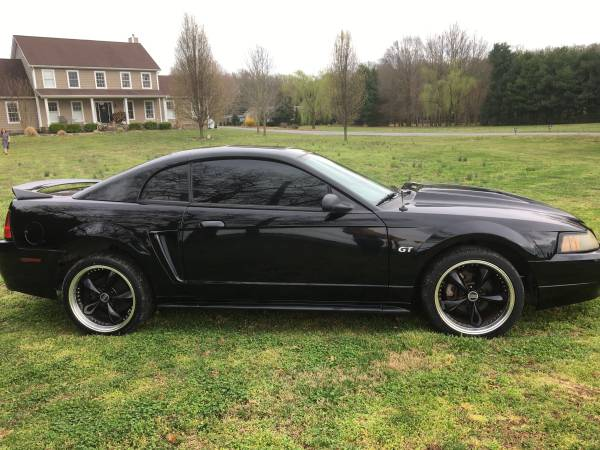 Photo 2000 FORD MUSTANG GT - $3,800 (Chestertown)