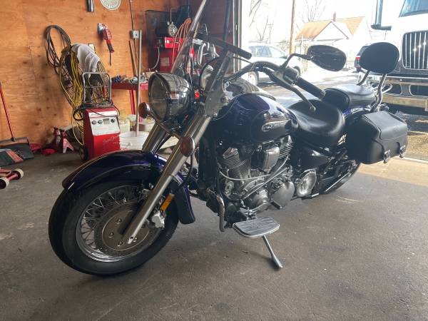 Photo 2003 Yamaha Roadstar - $3,250 (Riverton)