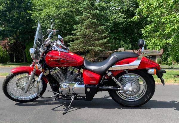 Photo 2007 Honda Shadow Spirit VT750C27 - $2,300 (Lothian)