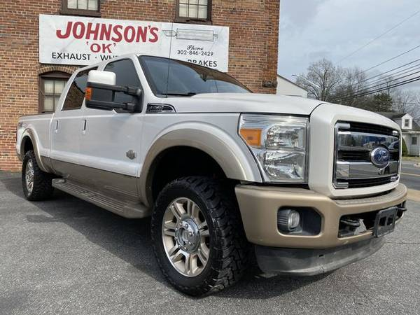 Photo 2012 Ford F250 Super Duty Crew Cab - Financing Available - $27950