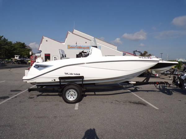 Photo 2020 Scarab 195 OPEN boat - $39,947 (Fenwick Island)