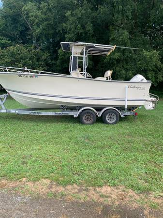 Photo 21 ft kencraft challenger - $23,000 (Stevensville)