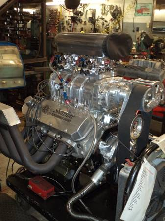 Photo 468 (454) BIG BLOCK BUILT, 671 SUPERCHARGER, HEAR RUN BEFORE YOU BUY - $11000 (EASTON)