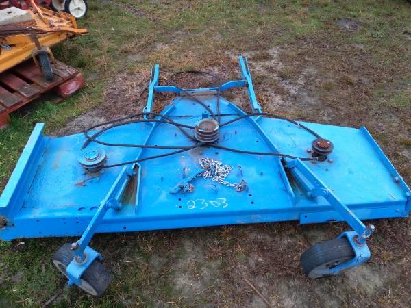 Photo 6ft belly mower - $180 (hurlock)