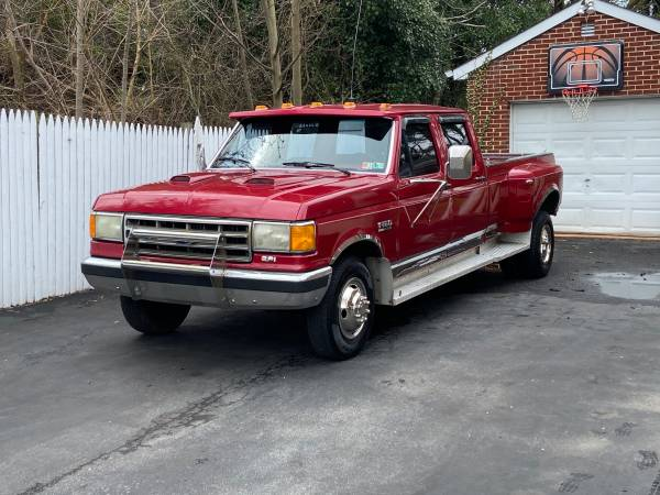 Photo 89 Ford F350 XLT Lariat Dually - $4800