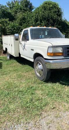 Photo 94 Ford fsuperduty f350 7.3 diesel - $2,000 (Federalsburg)