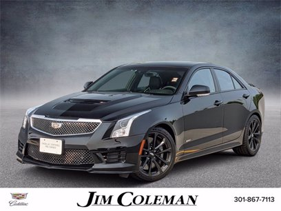 Photo Certified 2017 Cadillac ATS V for sale