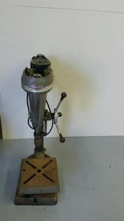 Photo Craftsman drill press - $50 (Parsonsburg)