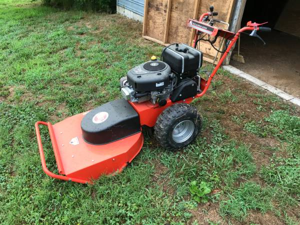 Photo DR Field and brush mower - $1,800 (Berlin, MD)