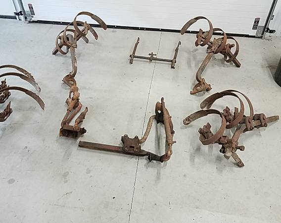 Photo Farmall Cub cultivators full set front and rear - $300 (Southern York County)
