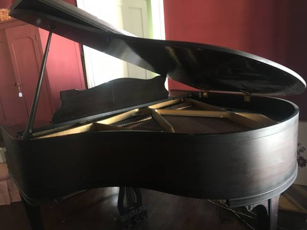 Photo George Steck Baby Grand - $750