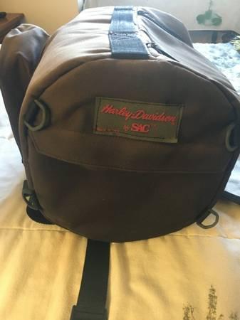 Photo Harley Davidson Bag - $40 (OCEAN CITY)
