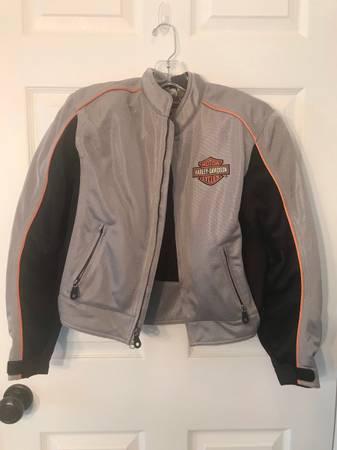 Photo Harley Davidson Womens Riding Jacket - $125 (Stevensville)