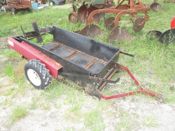 Photo Mill Creek 15 Buschel Groud Drive Spreader - $1,500 (Laurel,Delaware)