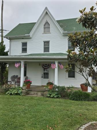 Photo NEW PRICE$$WATERVIEW COTTAGE HOME  Across from harbor with boat r (DEAL ISLAND, MD)