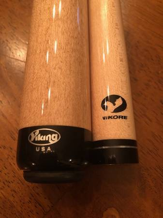 Photo Pool cue - Viking - New - $300 (Centreville)
