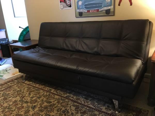 Serta Morgan Futon Sofa Convertible Bed