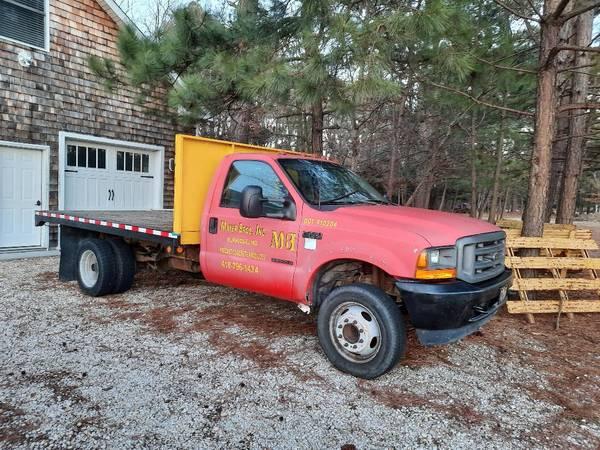 Photo Stake Body Diesel Ford F550 - $10,000 (Denton, MD)