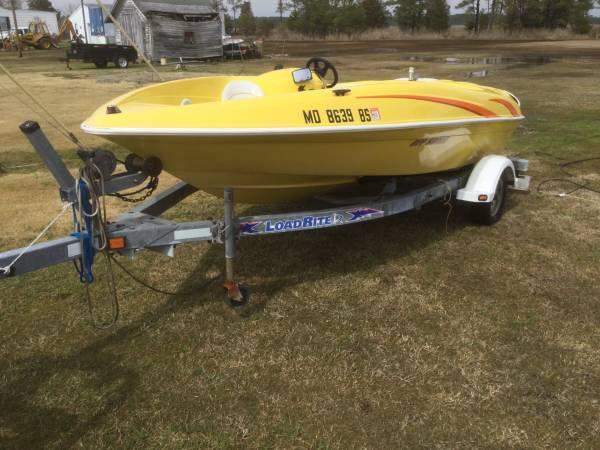 Photo Sugar Sand Jet Boat - $4,750 (Cambridge)
