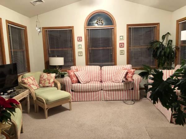 Photo Sunroom furniture - $400 (Ephrata, pa)