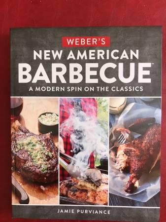Photo Two Weber Grill BBQ Books - $10 (Dunn LoringVienna)
