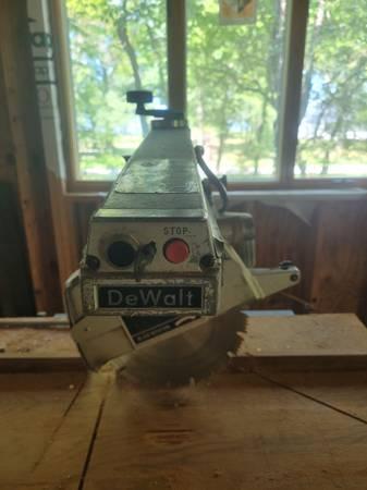 Photo Used tools - $800 (Deal Island)