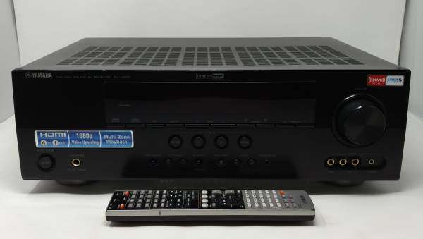 Photo Yamaha RX-V665 Stereo Receiver - $65 (Pocomoke)