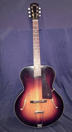Photo 1930s Gibson L-50 archtop guitar - $3,000 (Boise)