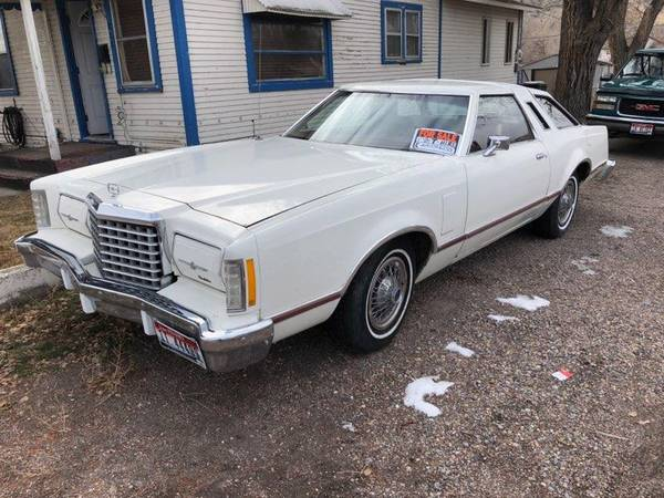Photo 1978 Ford Thunderbird - $5500 (Pocatello)